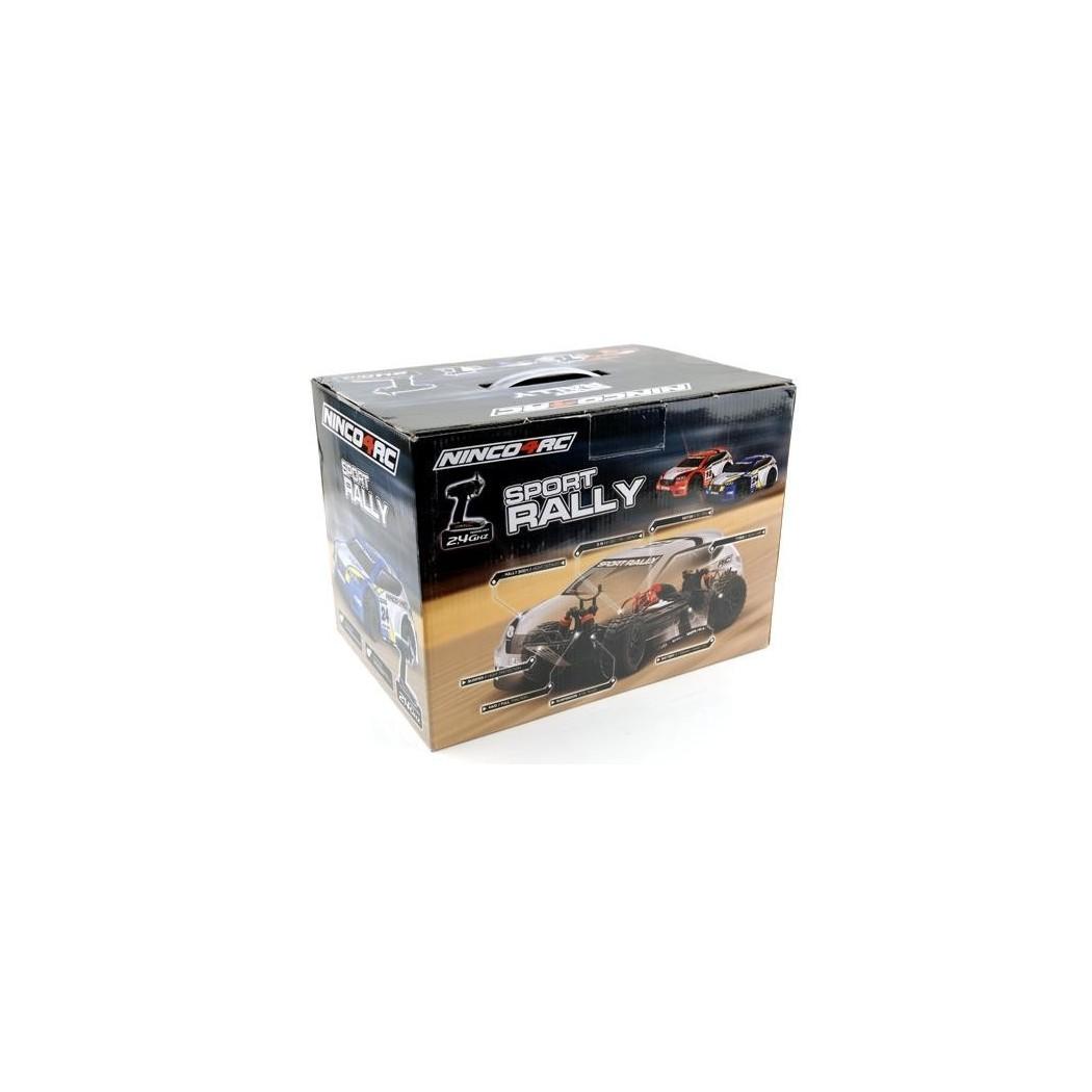 Coche Sport Rally Electrico RTR