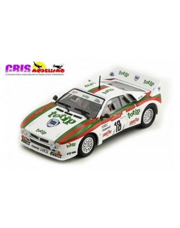 Coche Lancia 037 Totip