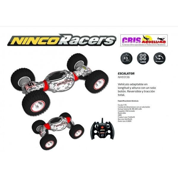 Juguete Nincoracers Escalator 1/10