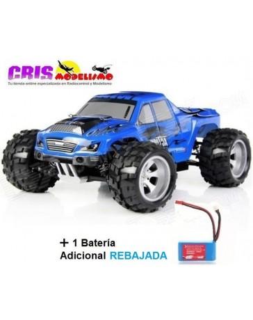 Coche Vortex A979 Azul Electrico RTR Con Bateria