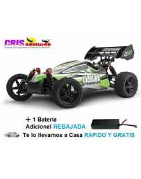 Coche Blaster Xb-10 Buggy brushless RTR Con Batería