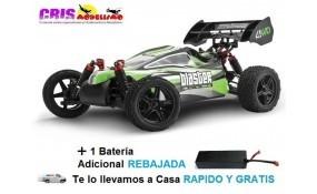 Coche Blaster Xb-10 Buggy brushless RTR Con Batería