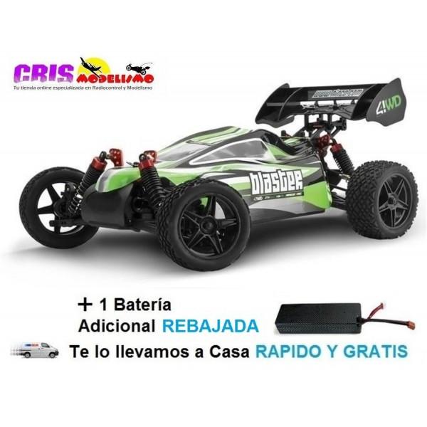 Coche Blaster Xb-10 Buggy Electrico RTR