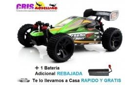 Coche Spark Green Electrico RTR Con Dos Baterías