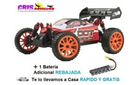 Coche Dot buggy Brushless RTR Con Batería