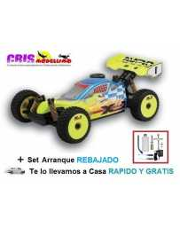 Coche Hong Nor Ultra LX 1 buggy nitro
