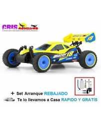 Coche 1/10 Blazer Nitro RTR Con Set de Arranque