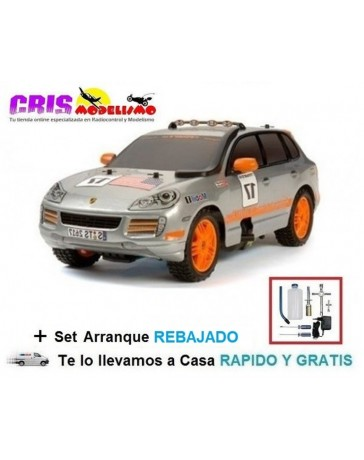 Coche 1/10 Porsche Cayenne RTR