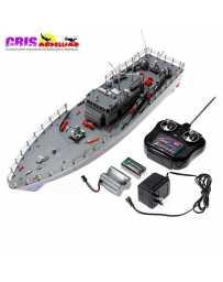 Barco de Guerra Torpedera