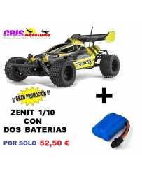 Juguete Parkracers Zenit
