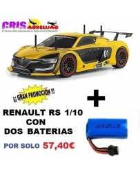 Juguete Parkracers Renault RS