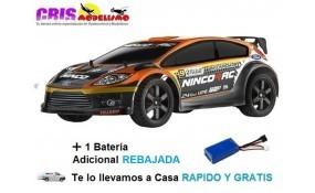 Coche Ford RS RTR Con Dos Baterías