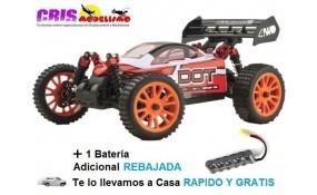 Coche Dot buggy electrico RTR Con Dos Baterías