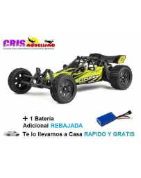 Coche Buggy Typhoon Brushless 1/12 RTR