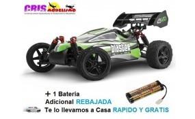 Coche Blaster Xb-10 Buggy Electrico RTR Con Dos Baterías