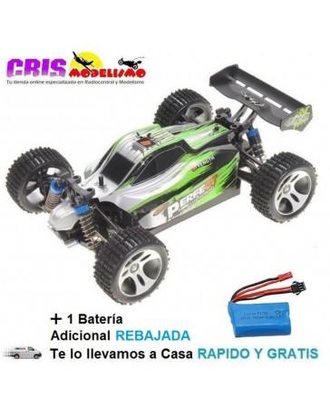 Coche Vortex A959A Electrico RTR Con Dos Baterías