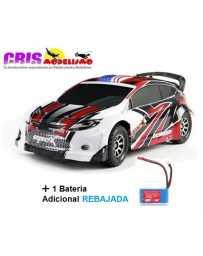 Coche Vortex A949 Rojo Electrico RTR Con Bateria