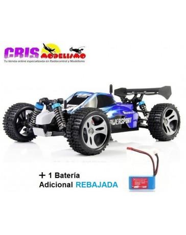 Vortex A959 Azul Electrico RTR Con Bateria