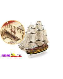 Maqueta Barco San Ildefonso Pack 3 Occre