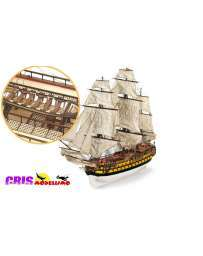 Maqueta Barco San Ildefonso Pack 4 Occre