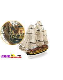 Maqueta Barco San Ildefonso Pack 5 Occre