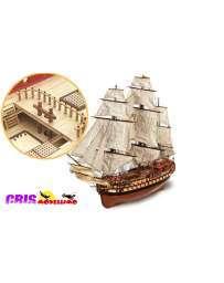 Maqueta Barco El Montañes Pack 3 Occre