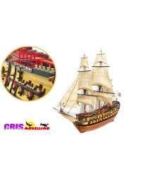 Maqueta Barco Nuestra Señora del Pilar Pack 5 Occre