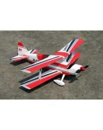 Avión Ultimate Ep Gasolina Rojo