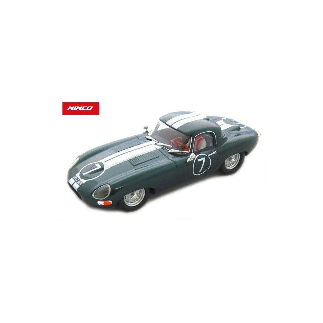 Coche Jaguar E-Type Roadster