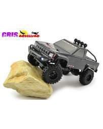 Coche FTX Outback Mini Negro 1/24 4WD Brushed Crawler RTR