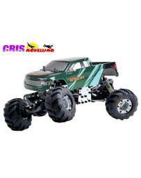 Coche FTX Mini Crawler Ibex Verde 1/24 4WD Brushed RTR