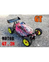 Coche Bazooka Version GT Buggy Nitro RTR