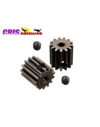 Recambio Piñon Motor 12Z (2 piezas) 1/12