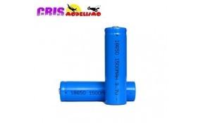 Recambio Bateria 3,7V 1500mAh (2 piezas) 1/12