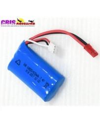 Recambio Bateria de Li-on 7.4V 600mAh (Alutwin)