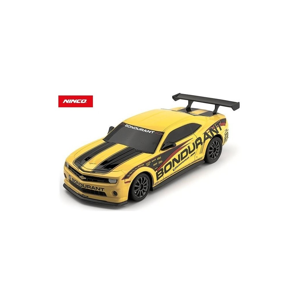 Coche Chevrolet Camaro Bondurant