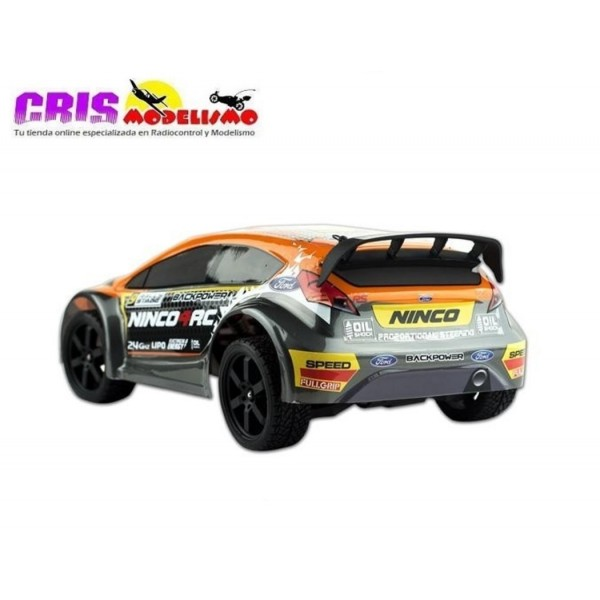 Coche Ford RS 1/12 RTR