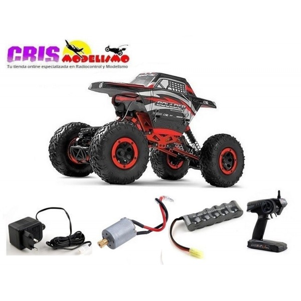 Coche Crawler Boulder Electrico RTR