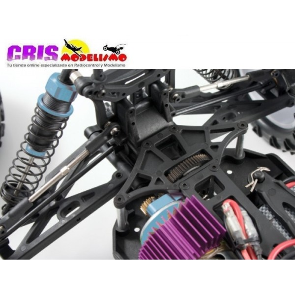 Coche FTX Carnage 1/10 4WD Brushed Truggy RTR