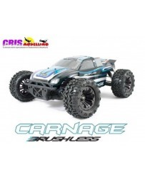 Coche FTX Carnage 1/10 4WD Brushless Truggy RTR