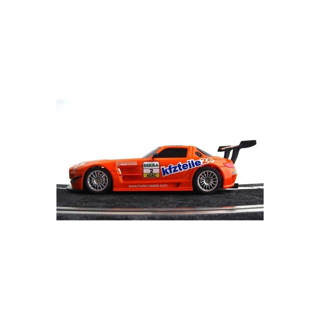 Coche Mercedes SLS GT3