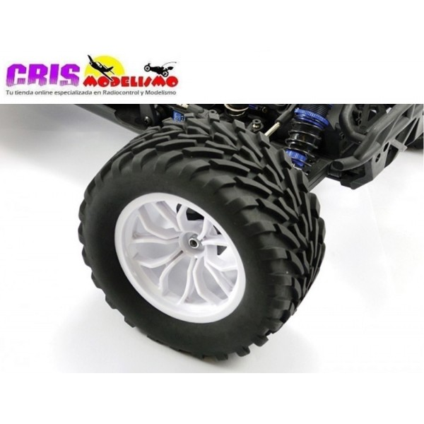 Coche FTX Bugsta 1/10 4WD Brushless Powered Off Road Buggy RTR
