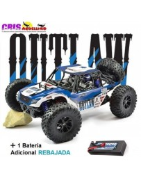 Coche FTX Outlaw U4 1/10 4WD Brushless Buggy RTR Con Dos Baterias