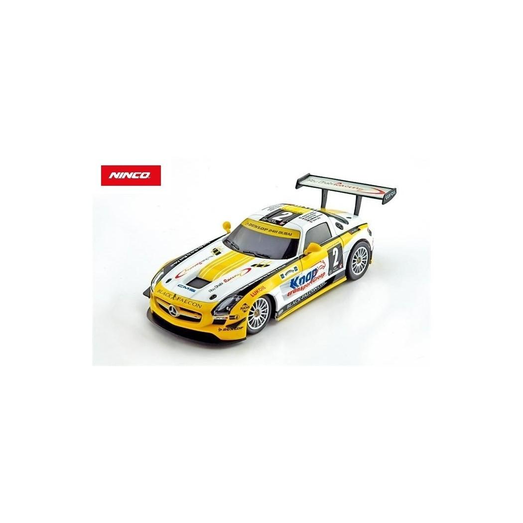 Coche Mercedes SLS Dubai