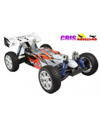 Coche VRX-2E 1/8 4WD Brushless Buggy RTR