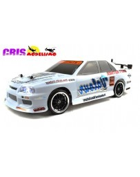 Coche VRX X-Ranger con Luces EBD 1/10 4WD Brushed Drift RTR