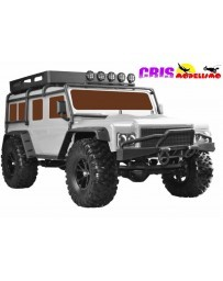 Coche VRX Crawler BF-4J 1/10 4WD Brushed RTR