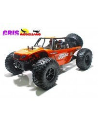 Coche VRX Monster Octane XL 1/10 4WD Brushed RTR (Naranja)
