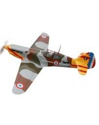 Avión Dewoitine D520 -75 ARTF Gasolina/Electrico