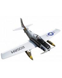 Avión Seagull A-1 Skyraider USA 15cc ARTF Gasolina/Electrico